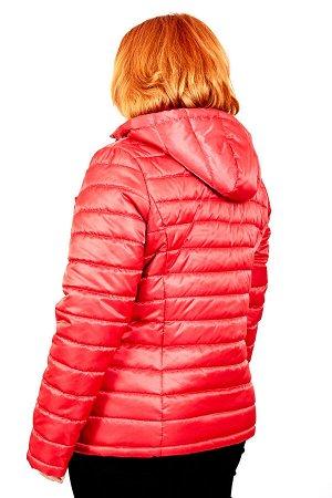 Куртка Джина красный
