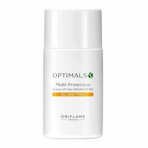 30  мл.* Мультизащитный дневной крем с SPF 30 Optimals