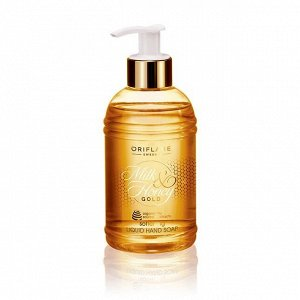 300  мл.* Жидкое мыло для рук Milk & Honey Gold