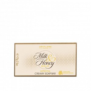 75  г.* Крем-мыло Milk & Honey Gold
