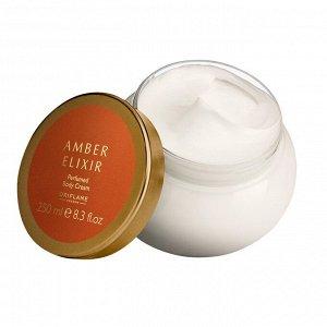 250  мл.* Парфюмированный крем для тела Amber Elixir [Эмбе Иликсе]