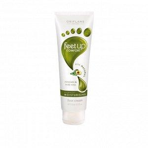 150  мл.* Ночной увлажняющий крем для ног Feet Up Comfort. Большой объем