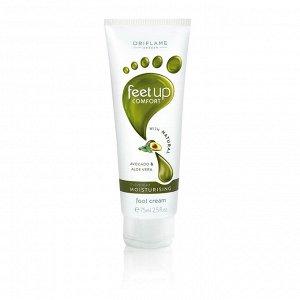 75  мл.* Ночной увлажняющий крем для ног Feet Up Comfort