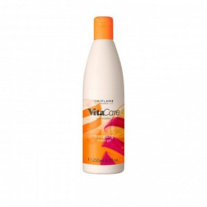 250  мл.* Гель для душа VitaCare «Бодрящий апельсин»