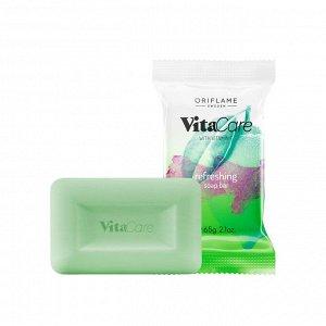 65  г.* Мыло VitaCare «Сочный лайм и имбирь»