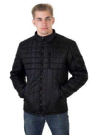 Куртка мужская демисезонная Андре черный (48-58)