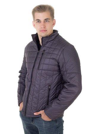 Куртка мужская демисезонная Андре серый (48-58)