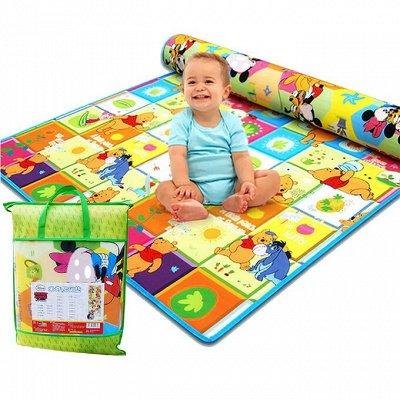 ✌Детские игровые коврики!✌ Пляжные коврики! — Коврик детский игоровой — Спальные мешки и коврики