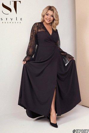 Платье 57057