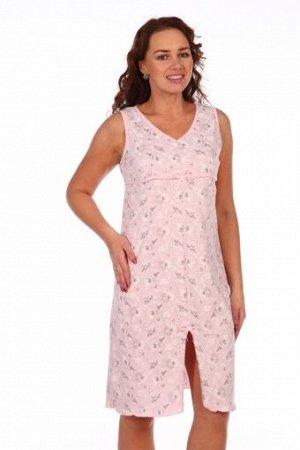 Сорочка Мечта (Розовый)