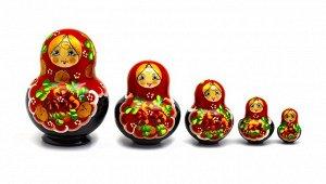 Матрешка 5 кукольная  Сарафан