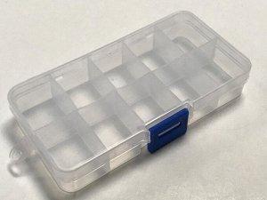 Контейнер для хранения мелочей на 10 ячеек 13*7 см