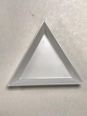 Треугольная чаша для бисера10 шт уп, 9,9 руб шт