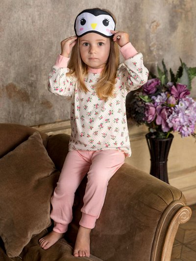 KotMarKot - одежда с любовью! От новорожденных до 12 лет! — Пижама, сорочки Девочкам (р. 98-146) — Одежда для дома