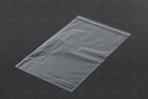 Пакеты с клеевой полосой (220х330+30) 25 мк (250 шт.)