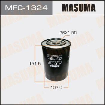 Автотовары и автозапчасти-42 — Фильтры масляные Masuma — Запчасти и расходники