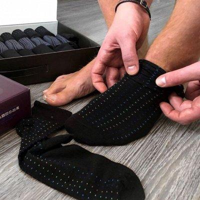 Носки VIRTUOSO - комфорт и стиль. Качество Premium👍 — Мужские носки VIRTUOSO Point — Носки