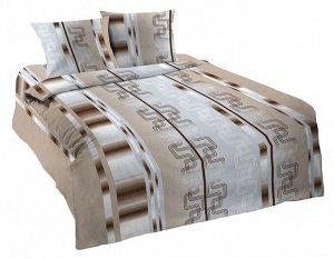 Постельное белье Шуя бязь (пл.142) 2 спальное