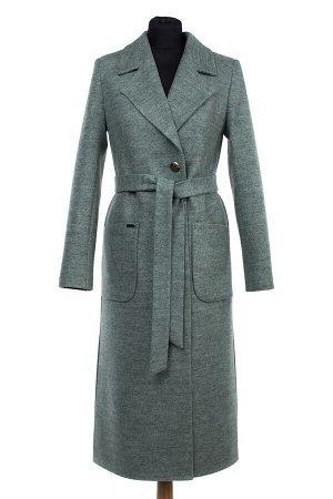 Пальто женское демисезонное (пояс)
