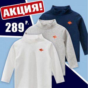 27 KIDS - Осенний гардероб! Кофты -2 — Водолазки — Водолазки, лонгсливы