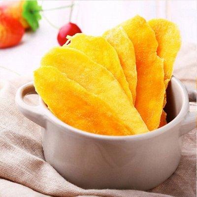Сушеные манго, папайя, маракуйя из Вьетнама. СВЕЖИЙ приход
