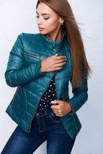 Куртка CR-40157 зеленый