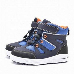 Ботинки зимние Nordman Go синие