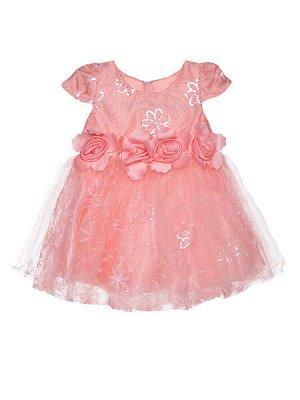 Платье - светло-розовый цвет