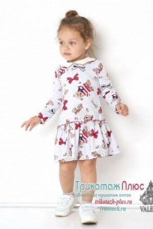 Платье детское Дженис (интерлок)