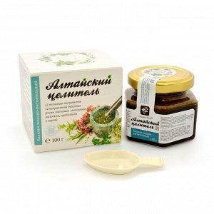 БАД Алтайский целитель  Общеукрепляющее действие на организм, иммуномодулятор