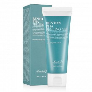 Benton Пилинг-гель с PHA-кислотой PHA Peeling Gel