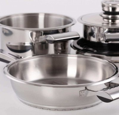 Cкидки SCOVO на каменные сковородки! — Посуда из литого алюминия — Кухня