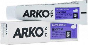 Крем д/бритья ARKO 65г Sensitive