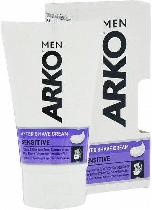 Крем п/бритья ARKO 50г Sensitive