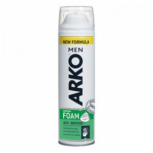 Пена д/бритья ARKO 200мл Anti-Irritation