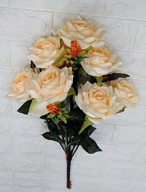 Цветы Высота букета 60см, 7 веток,7 цветов⊙ 10см. Цвет как на фото