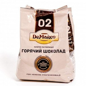 """Горячий шоколад De Marco """"02"""""""