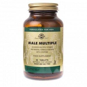 Солгар Мультивитаминный И Минеральный Комплекс Для Мужчин Таб. 2090Мг №60 (Бад)