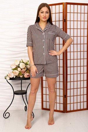 Пижама Ткань: Кулирка; Размеры: 42, 44, 46, 48, 50, 52