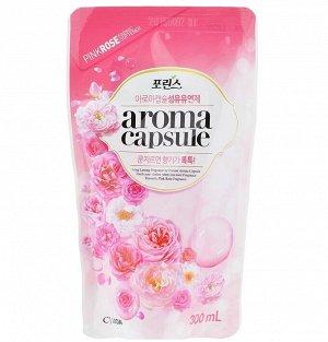 """CJ LION Кондиционер для белья  300мл """"Pink rose"""""""