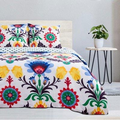 МиллиON текстиля — для спальни, кухни, детской, ванной — Комплекты постельного белья 2 сп