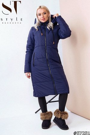 Зимнее пальто 57251