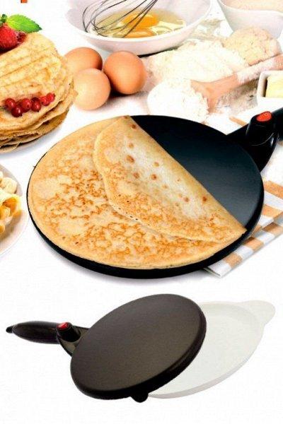 TV-Хиты! 📺 🥞 Все нужное на кухню и в дом!🍩🍕  — Блинные сковородки  — Сковороды для блинов