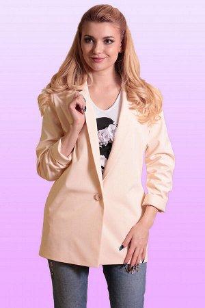 Бежевый Жакеты – очень удобная форма одежды, своеобразная альтернатива пиджакам и курткам. Они очень функциональны, поскольку согревают не только весной, но и в прохладные летние вечера, а кроме того,