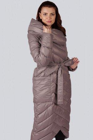 Пепельный Если вам необходимо выбрать теплую и элегантную верхнюю одежду для зимы или холодной осени, стоит обратить внимание на длинные красивые женские пальто. Преимуществом такого варианта является
