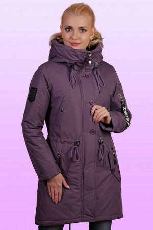 Баклажан Среди множества моделей курток, востребованных в наши дни, одним из фаворитов модниц можно назвать парку. Наибольшим спросом пользуются именно демисезонные парки. Они модные, удобные и стильн