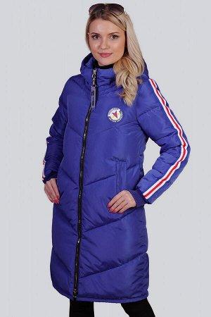 Ярко-синий Спортивное пальто-это универсальный вариант, который идеально подходит практически всем. Самый оптимальный вариант в холодную зимнюю стужу на каждый день. Для холодного времени года такая о