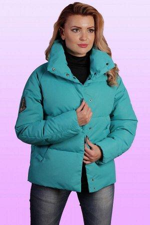 Бирюзовый Короткая куртка, представленная в новых коллекциях, станет отличным дополнением, а в некоторых случаях и изюминкой, образа.   Если вы хотите разбавить серые будни, выбирайте куртку более жиз