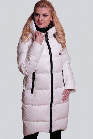 Белый Зимнее пальто с утеплителем синтепух – один из самых удачных стильных выборов на холодный период для ежедневной носки. Без больших затрат вы приобретете себе зимнюю вещь, которую можно будет нос