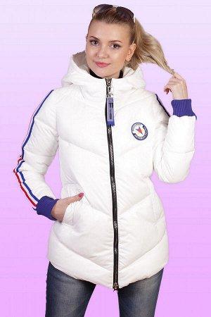 Белый Модные спортивные куртки входят в гардероб не только профессиональных спортсменок и любительниц активного отдыха, но и обыкновенных городских модниц. Они обеспечивают максимальную свободу движен